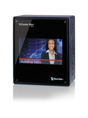 TriCaster Mini Advanced HD4i Bundle