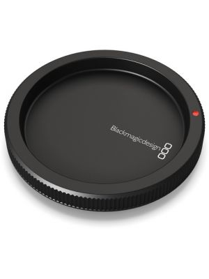Blackmagic Camera - Lens Cap EF (Fits body of EF Cameras)