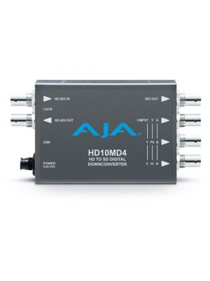 AJA HD10MD4 Digital Down Converter