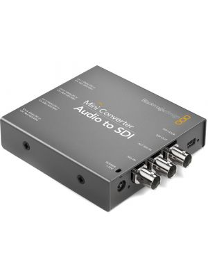 Blackmagic Mini Converter: Audio to SDI 2