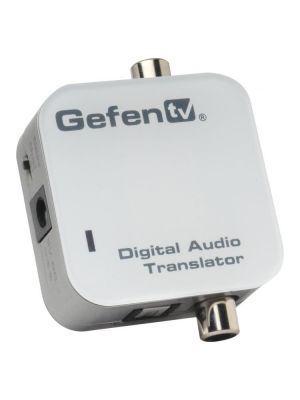 Gefen Coaxial and Optical Digital Audio Format Converter