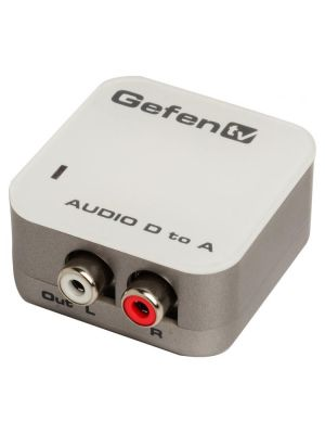 Gefen Digital Audio to L/R Analog Audio Converter