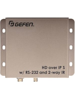 Gefen HDMI over IP with RS-232 and Bi-Directional IR Sender