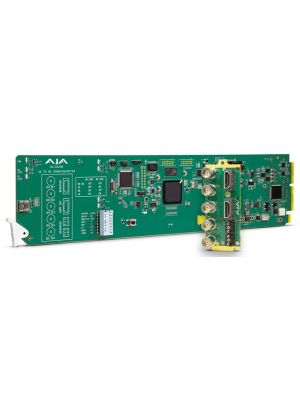 AJA 4K to HD Down-Conversion, DashBoard Support