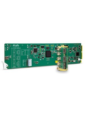 AJA 4x 3G-SDI to HDMI 2.0 with up to UltraHD 60p (Also supports HD-SDI to HD-HDMI) DashBoard Support