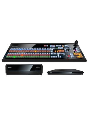 NewTek TriCaster TC1 MAX Bundle (TriCaster TC1 R3, NC1 I/O, and TC1LP)