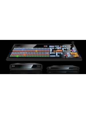 NewTek TriCaster TC1 DELUXE Bundle (TriCaster TC1 2RU, NC1 I/O and TC1LP)
