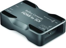 Blackmagic Converter HDMI to SDI - Battery Powered