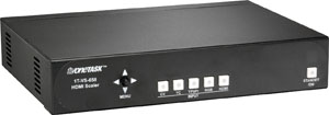 tvONE 1T-VS-658 HDMI Up Converter with Stereo Audio.