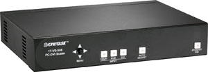 tvONE 1T-VS-558 PC/DVI Cross Converter.