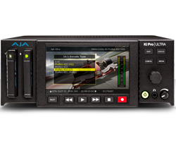 AJA Ki Pro Ultra Plus 4K/UltraHD/2K/HD Recorder and Player