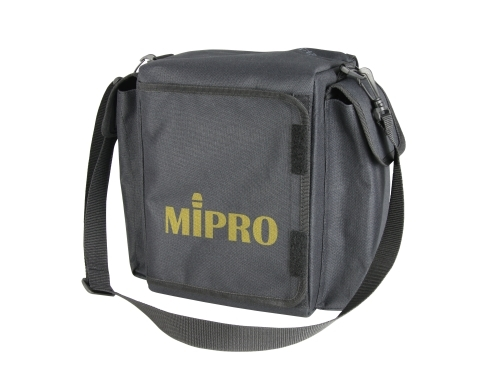 MIPRO SC-50 Protective carry and storage bag for MA505. Includes pouches for transmitters and other accessories.