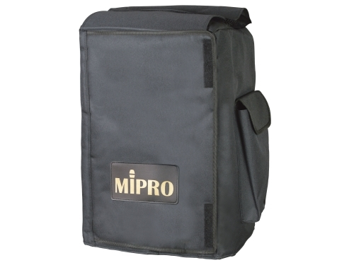 MIPRO SC-80 Protective carry and storage bag for MA808. Includes pouches for transmitters and other accessories.